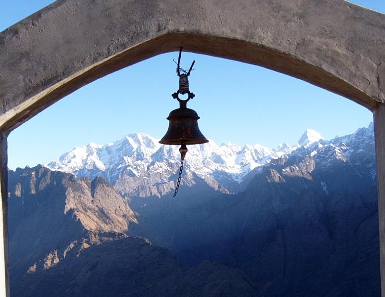 храмовый колокольчик