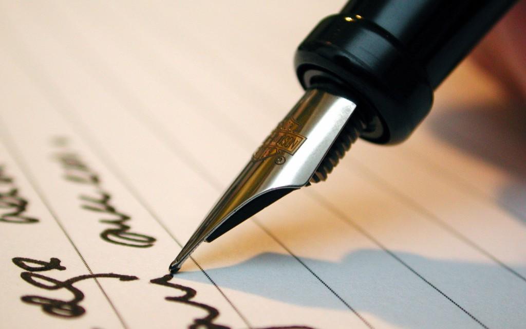 EscreverBemComércioExteriorCaneta