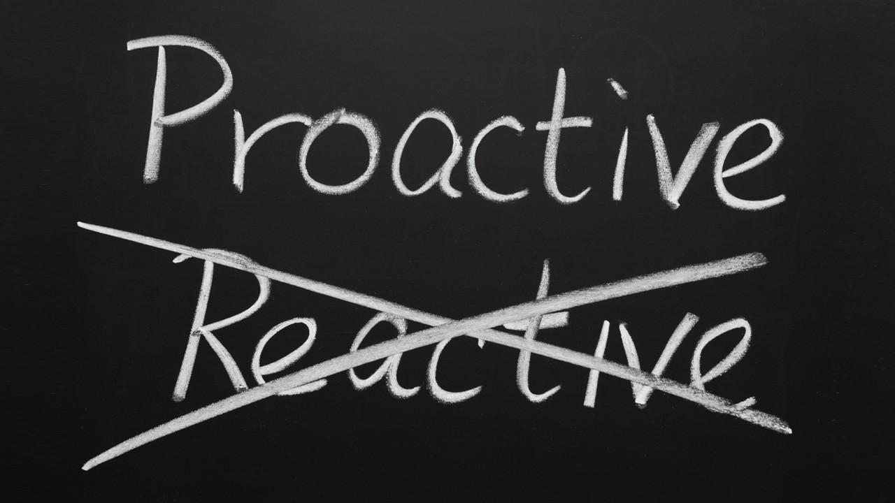 proactivity